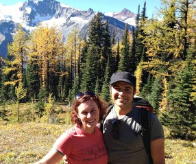 Michelle_Zak Jumbo hike Sept 2014 02